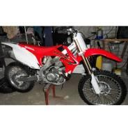 HONDA CRF450R, 2012