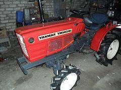 Yanmar YM140, 2002