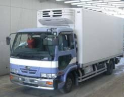 Nissan Diesel Condor. Рефрижератор 5тонн Nissan-Diesel, 6 924куб. см., 5 000кг., 4x2