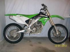 Kawasaki KX250F, 2006