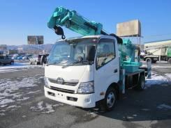 Продам Hino Dutro 2012 г. автобуровую, Новая.