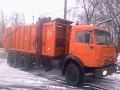 Продается мусоровоз КО-449 на базе КаМАЗ
