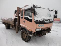 Isuzu Forward 8тн 1994г Б/у борт+КРАН