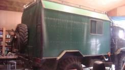 Вездеход на базе газ-66, 2012