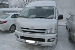 Toyota Hiace, 2007