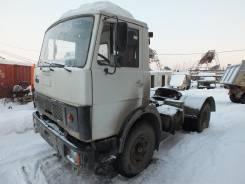МАЗ-54323+прицеп цементовоз ТЦ11Б1, 1995