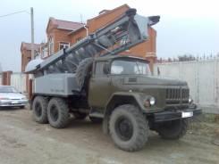 Ямобур МРК750А4 на базе ЗиЛ-131 + запасной ЗиЛ-131