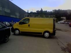 Renault Trafic, 2001
