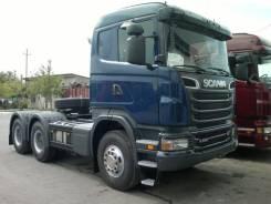 Scania R560 6x4, 2012