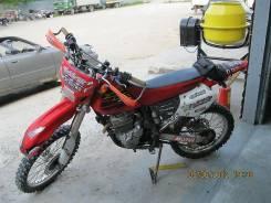 Honda XR250, 1995
