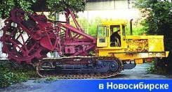 Экскаватор траншейнороторный ЭТР-204