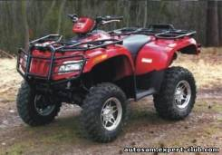 Arctic Cat 700, 2006