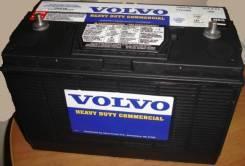 Аккумулятор с винтовыми клеммами Volvo
