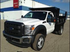 Ford F550, 2012