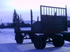 Автоприцеп грузовой-бортовой, 1982