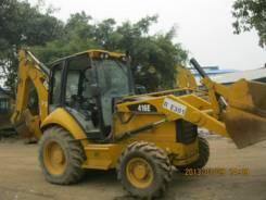 CAT 416E, 2009