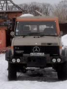 Mercedes-Benz  Unimog, 1988