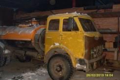 Маз 5334 бензовоз топливозаправщик нефтевоз мазутовоз, 1984