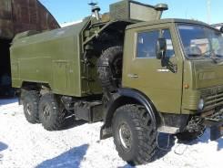 КАМАЗ 43101, 1990