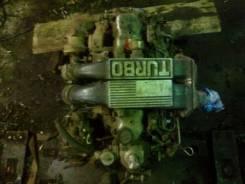 Двигатель Хино W04C-T турбодизель с навеской и кпп 5