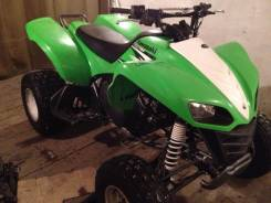 Kawasaki KFX700, 2008
