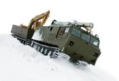 """Гусеничный транспортер ДТ-30ПКЭ-1 """"Витязь"""""""