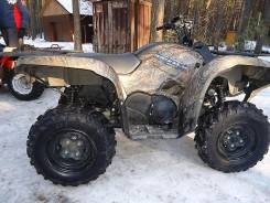Yamaha Grizzly 550, 2011
