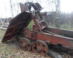 Онежский тракторный завод ТДТ-55, 1988