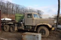 КРАЗ-258Б1  (грузовой седельный тягач)