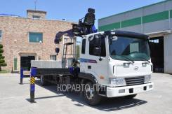 Hyundai Mega Truck, 2010