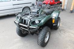YAMAHA Grizzly 660, 2007