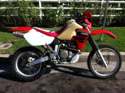 Honda XR650R, 2001; JH2RE01131K200982