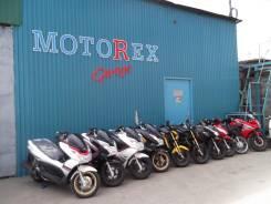 Новые и свежие скутера из Японии от компании Motorex Garage