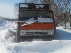 КАМАЗ 5320, 1977