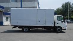 Hino 300 промтоварный (мебельный) фургон, 2015
