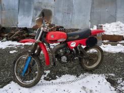Ява CZ 125, 1988