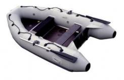 Лодка под мотор Лидер 280. Акция Весна 28000+ 5% НА бонусную КаРТУ !