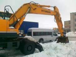 Hyundai R210w-9s, 2011