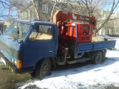 Услуги грузовикa с краном