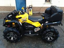 BRP Can-Am Outlander 800, 2012
