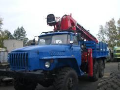 CSS 560 на базе УРАЛ 375, 2008