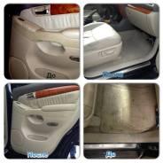 Химчистка салона, профессиональная полировка, покрытие кузова керамикой