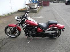 Yamaha Raider Red, 2008