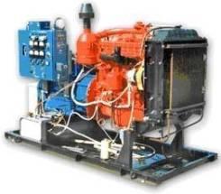 Дизельный генератор АД-50
