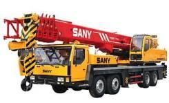 Продам Автокран SANY  QY50C, 2013