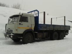 КАМАЗ 53215 с прицепом, 2001