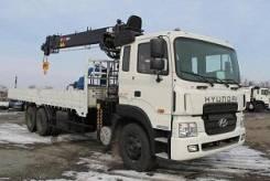 Hyundai HD250 с КМУ HIAB190T