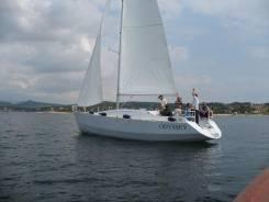 Продается парусно-моторная яхта