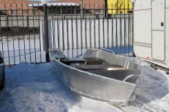 Моторно-гребная лодка Lotos-380