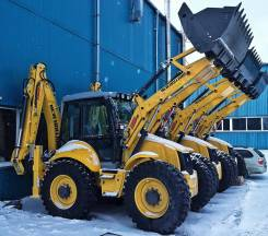 New Holland B115B, 2012